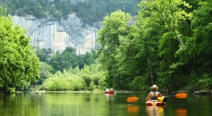 Here's The Ultimate Bucket List For Arkansans Who Are Obsessed With Nature