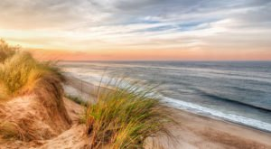 If You're Looking For The Best Beach On The Cape, Visit Cahoon Hollow Beach In Massachusetts