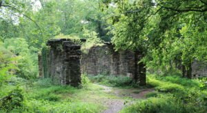 Stroll Through Massive Ruins At The Head Of A Neon Green Canal On This Easy But Astonishing West Virginia Trail