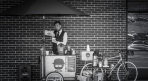 Cool Down This Summer With A Decadent Iced Drink From Pedal Java, A Mobile Coffee Shop In Tennessee