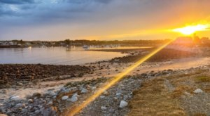 Rye Beach Is A Little Slice Of Heaven Right Here In New Hampshire And You'll Want To Visit
