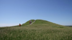 You Can Follow The Footsteps Of Lewis And Clark Along The Historical Spirit Mound Historic Prairie In South Dakota