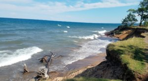 From Berry-Picking To Beachcombing, There's So Much To Love At McLain State Park In Michigan