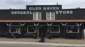 The Most Surprising Place You'll Find Incredible Baked Goods In Colorado Is The Glen Haven General Store