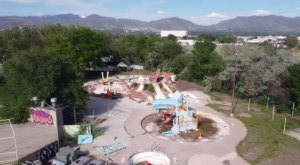 The Footage Of The Abandoned Seven Peaks Waterpark In Utah Will Break Your Heart