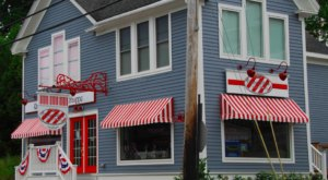 Candy Lovers Will Fall In Love With The Gourmet Creations At Uncle Willy's In Maine