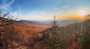 Sunset Ridge Trail In Vermont Is The Most Beautiful Hike In The Green Mountains