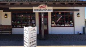 The Old Fashioned Confectionery In Southern California, Cousins Candy Shop, Is Just What Your Sweet Tooth Has Been Craving