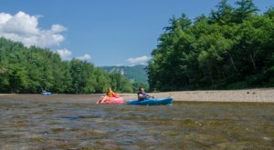 Kayak The Saco River In New Hampshire For A Scenic, Relaxing Adventure