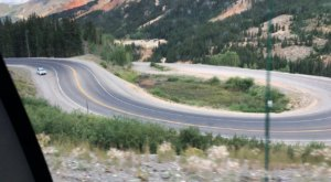 The Million Dollar Highway Is 25 Miles Of White Knuckle Driving In Colorado That's Not For The Faint Of Heart