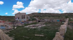 This Eerie And Fantastic Footage Takes You Inside Wyoming's Abandoned Town Of Winton