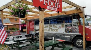 The Tastiest Thai Food In Valdez, Alaska Can Be Found In This Tiny Food Truck
