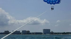 You Can Soar Above The Atlantic Ocean On A Parasailing Adventure In Virginia Beach