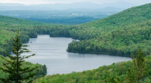 Get Away From The Crowds And Make A Trip To The Most Secluded Lake In Vermont