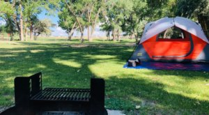For A Fabulous Family Camping Adventure, Head To Green River State Park In Utah