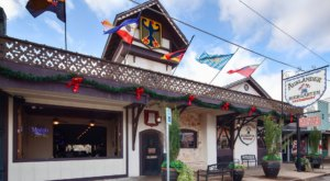 The German Restaurant In Texas Where You'll Find All Sorts Of Authentic Eats