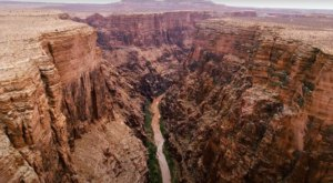 The Drone Footage Of The Grand Canyon In Arizona Is Exceptionally Beautiful