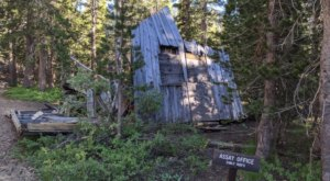 Stroll Through The Ruins Of An Abandoned Mining District On This Northern California Hiking Trail