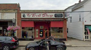 Unique Gifts And Mystical Treasures Await You At The Troll Shop In Rhode Island
