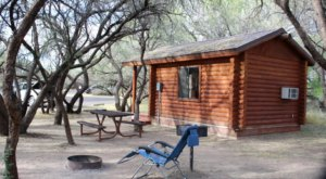 You Can Rent Your Own Private Cabin With Gorgeous Views At Dead Horse Ranch State Park In Arizona