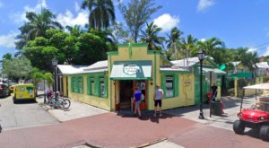 Floridians Will Fall Head Over Heels For The Iconic Key Lime Pie At Kermit's Key West