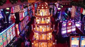 It's Always The Most Wonderful Time Of The Year At The Christmas Casino & Inn In Colorado