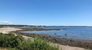 Follow A Sandy Path To The Waterfront When You Visit Odiorne Point In New Hampshire