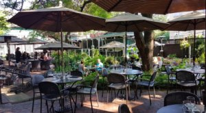 The Magical Patio At W.A. Frost In Minnesota Is Like Stepping Into Another World