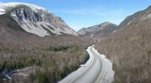 The Drone Footage Of The Best Spots In New Hampshire Is Hauntingly Beautiful