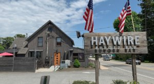 Haywire Burger Bar In Connecticut Has Over 12 Different Burgers To Choose From