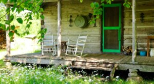 Stay In This Civil War-Era Cabin In Minnesota, And You'll Feel Like You've Stepped Back Into The 1800s