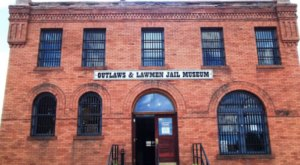 Get Sucked Into The Weird Part Of The Past By Visiting The Unique Cripple Creek Jail Museum In Colorado
