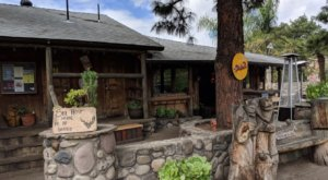 At The Oldest Tavern In Ojai, The Rustic Deer Lodge, You Can Kick Back And Enjoy The Beauty Of Southern California
