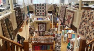 See Why Better Homes & Gardens Featured Quilt Haven On Main, A Go-To Quilting Supply Shop In Minnesota