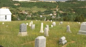 The Central City Masonic Cemetery Is One Of Colorado's Spookiest Cemeteries