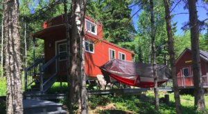 You'll Love The View Of Lake Superior When You Stay In This Train Caboose Cabin In Minnesota