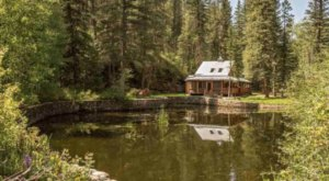 Hideaway This Weekend At This Secluded Mountain Cabin Near Pecos, New Mexico
