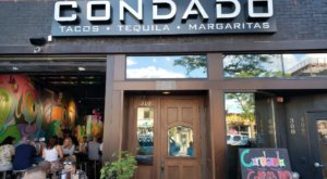 Unleash Your Inner Chef With The Build-Your-Own Taco Option At Condado In Michigan