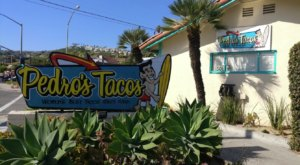 Your Mouth Won't Stop Watering Once You Catch A Glimpse Of The Tasty Tacos At Pedro's Tacos In Southern California