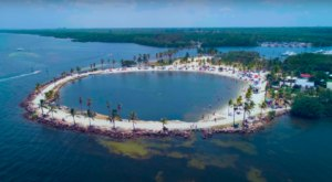 You'll Find A One-Of-A-Kind Saltwater Pool Outside Miami In Matheson Hammock Park
