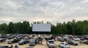 One Of The Best Drive-In Theaters Across America Is The Milford Drive-In Here In New Hampshire