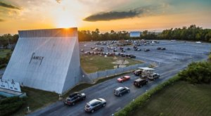 The Family Drive-In Theatre In Virginia Is One Of The Best In The Country And It's The Perfect Socially-Distant Outing