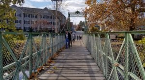 The Bridge Walk In New Hampshire That Will Make Your Stomach Drop