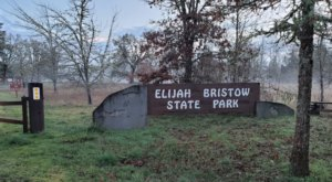 Explore 14 Miles Of Trails At The Little-Known Elijah Bristol State Park In Oregon