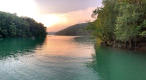 Get Away From It All With A Stay At Norris Lake Houseboat Rentals In Tennessee