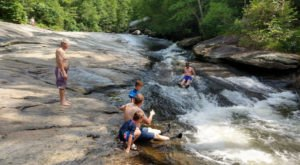 The Natural Swimming Hole At Long Shoals Wayside Park In South Carolina Will Take You Back To The Good Ole Days