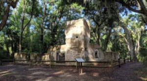 When You Take The Baynard Trail, It'll Lead You To Extraordinary Ancient Ruins In South Carolina