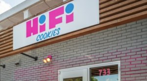 The Candy-Coated Cookies From HiFi Cookies In Tennessee Are The Sweetest Treats Around