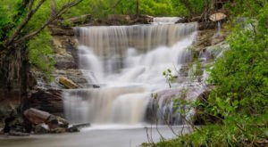 7 Easy-Access Kansas Waterfalls That Are Perfect For A Summer Adventure