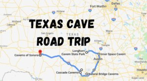 Embark On The Texas Cave Trail For An Epic Underground Adventure